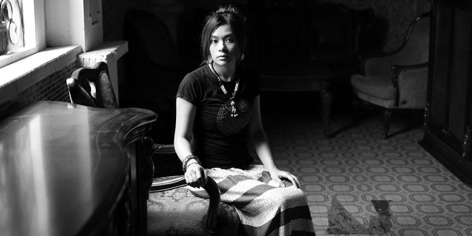 Asian Woman Shelter